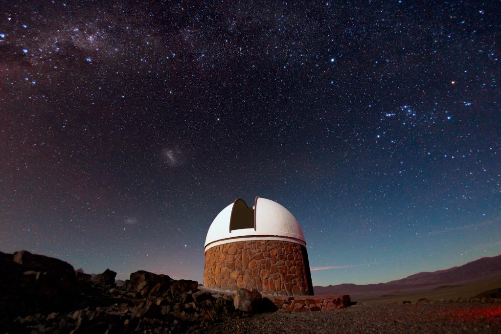 Observatoire Inca de Oro au Chili