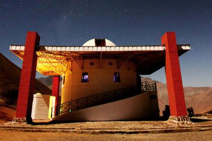 Observatoire Mamalluca au Chili