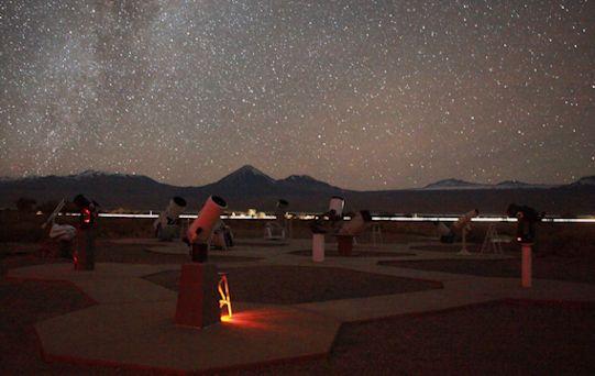 Observatoire Space OBS - astrotourisme au Chili