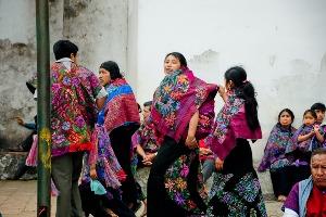 femmes-indiens-communauté-tzotzil