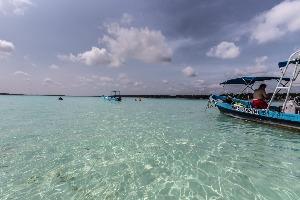 bateaux-lagunes-bacalar-mexique