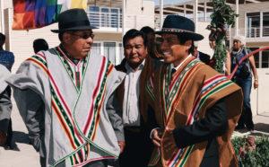 visiter nord du chili : population Aymaras