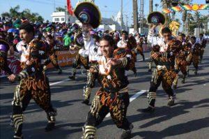 Le Carnaval Con la Fuerza del Sol, Chili.