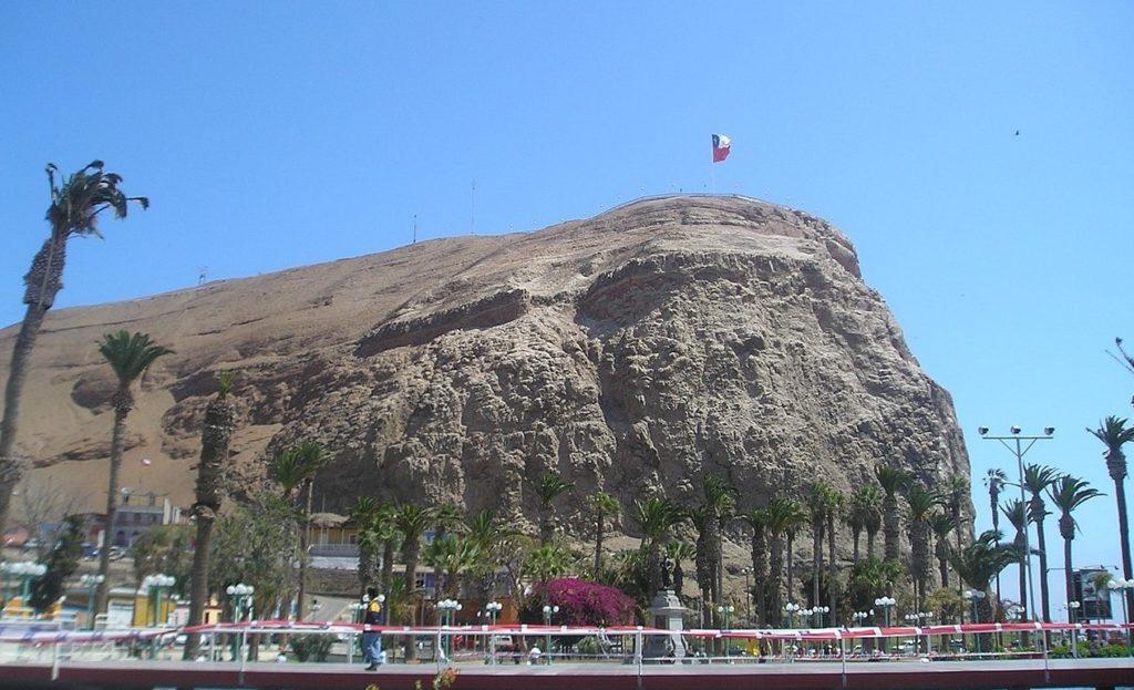 visiter le nord du chili : El Morro
