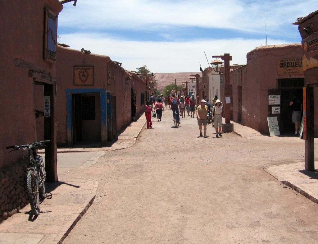 visiter le nord du chili : San Pedro de Atacama