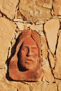Sculpture Lickan Antay