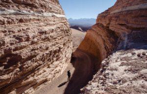 Visiter le désert d'Atacama, La Vallée de la Muerte, Chili.