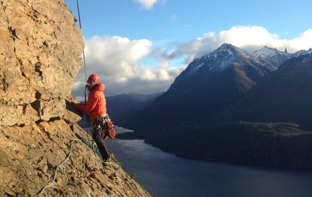 spot de grimpe en Argentine : Ventana Bariloche