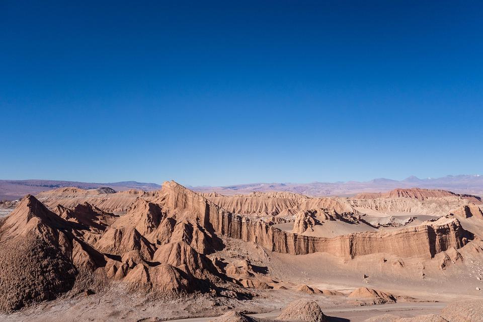 visiter le nord du chili : désert d'Atacama