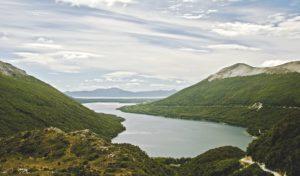 Sur la route des sept lacs : escondido