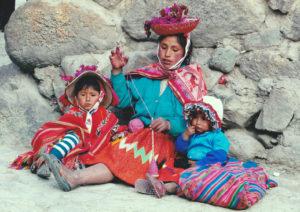 visiter le nord du chili : population Quechua