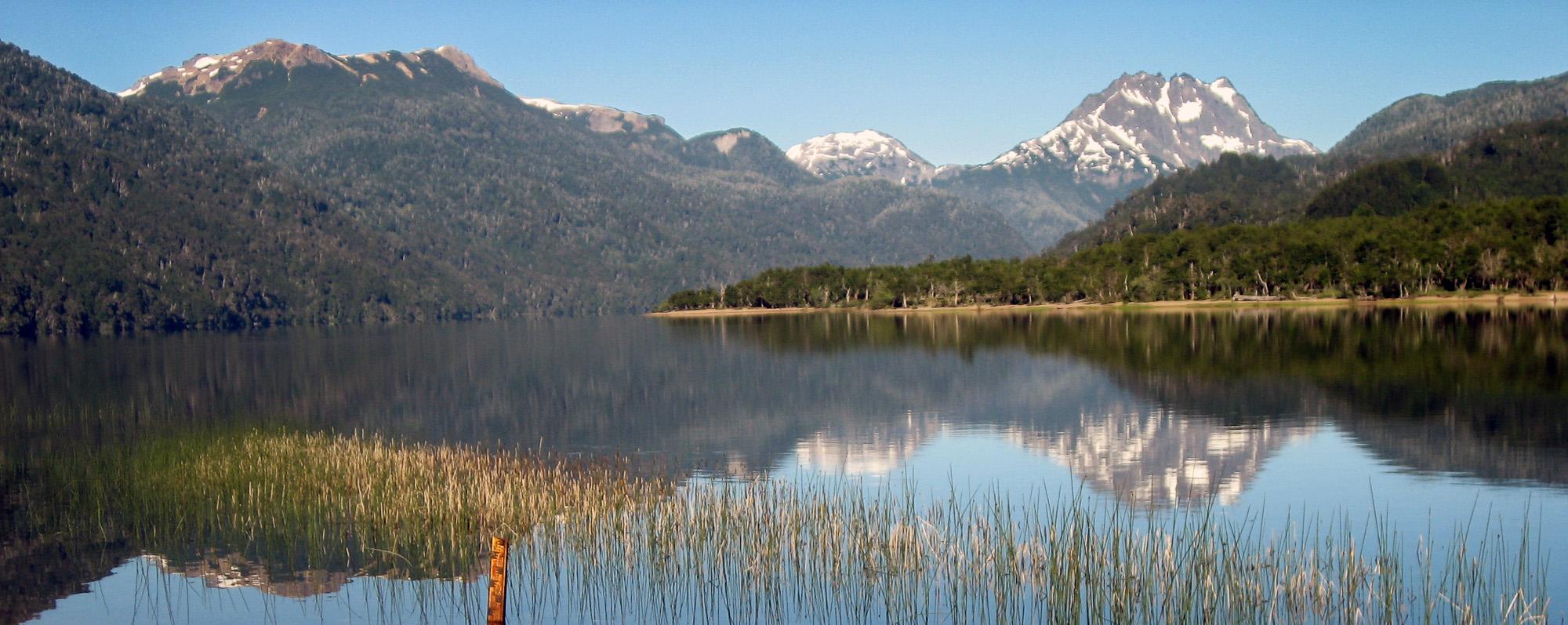 route 7 lacs : lac Villiran