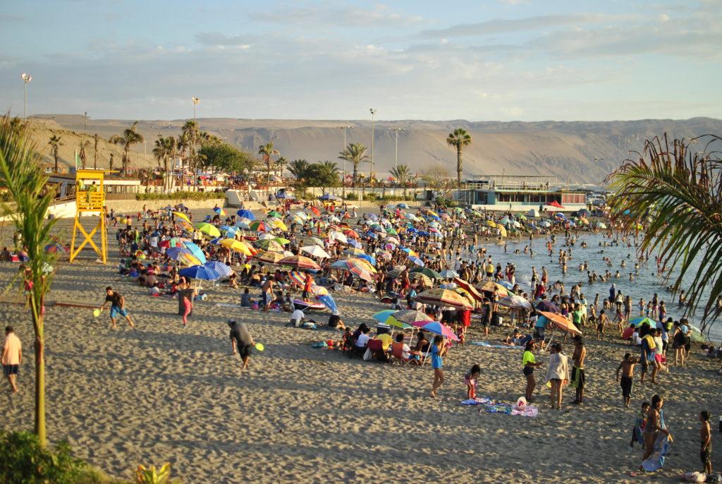 visiter le nord du chili : la lisera