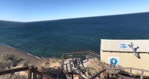Top 10 des plages d'Argentine, Plage de La Cantera - Puerto Madryn