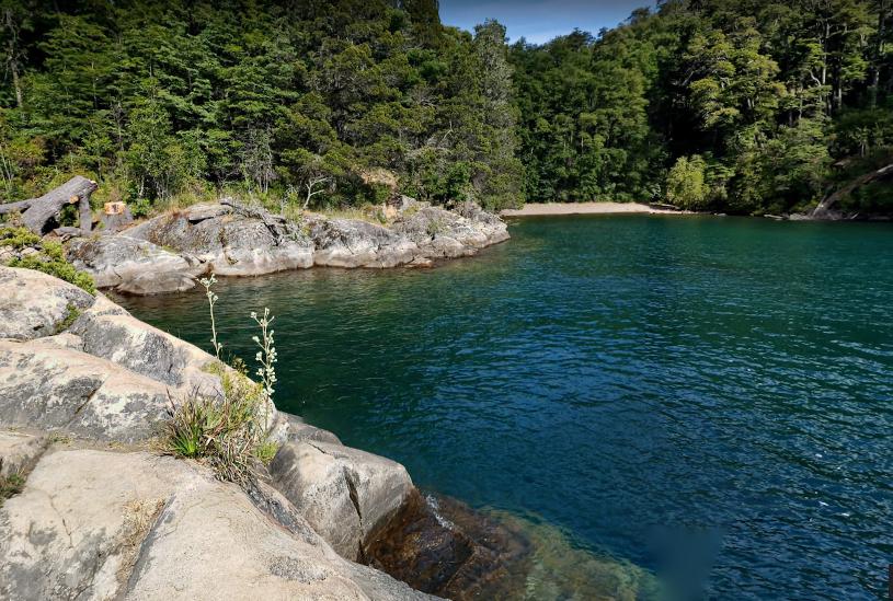 Top 10 des plages d'Argentine - La crique de Yuco