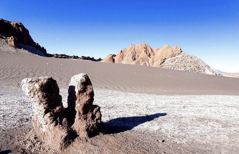 visiter le nord du chili : la vallée de la Luna