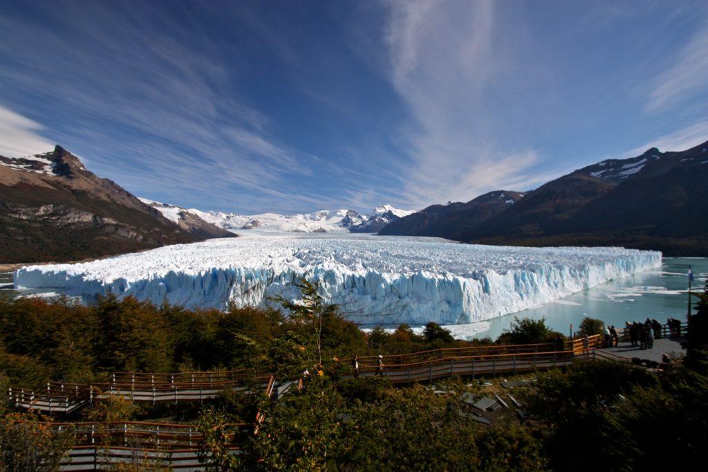 visiter Glacier Perito Moreno El Calafate
