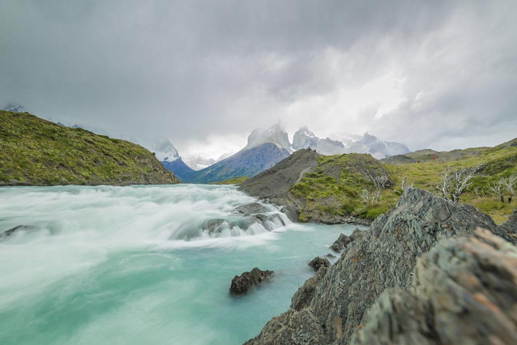 El Salto Del Paine