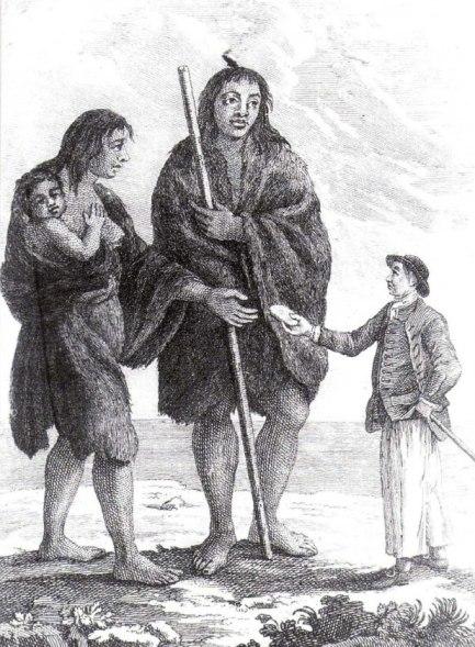 Les géants patagons