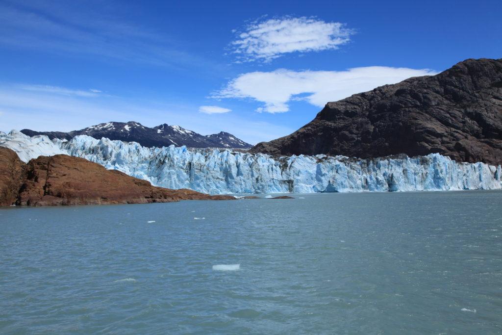 Glacier Viedma proche d'El CHalten
