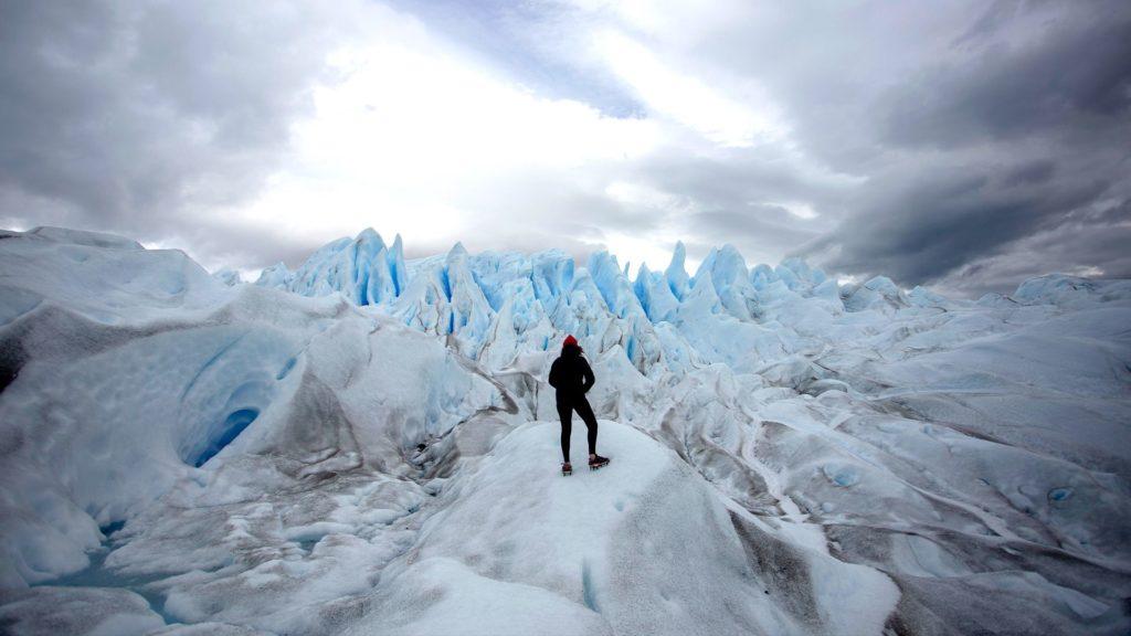 Les glaciers, Région del Calafate