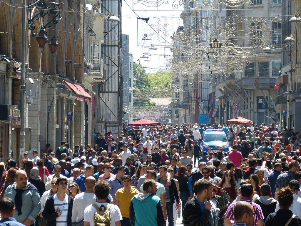 Saturation et tourisme de masse