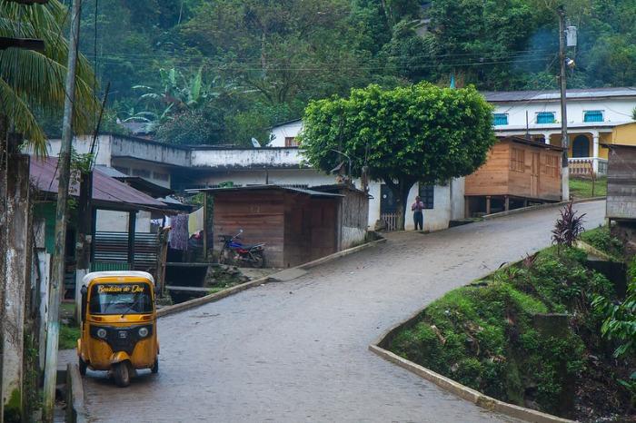 Village de Lanquin