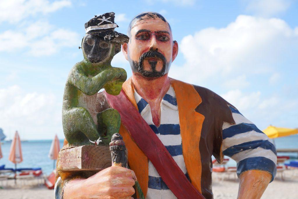 Les pirates de l'île Holbox