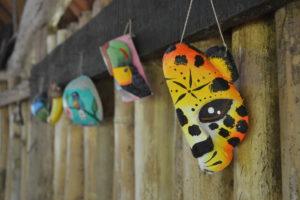art de la communauté Maleku