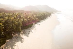 plage de la région Nicoya
