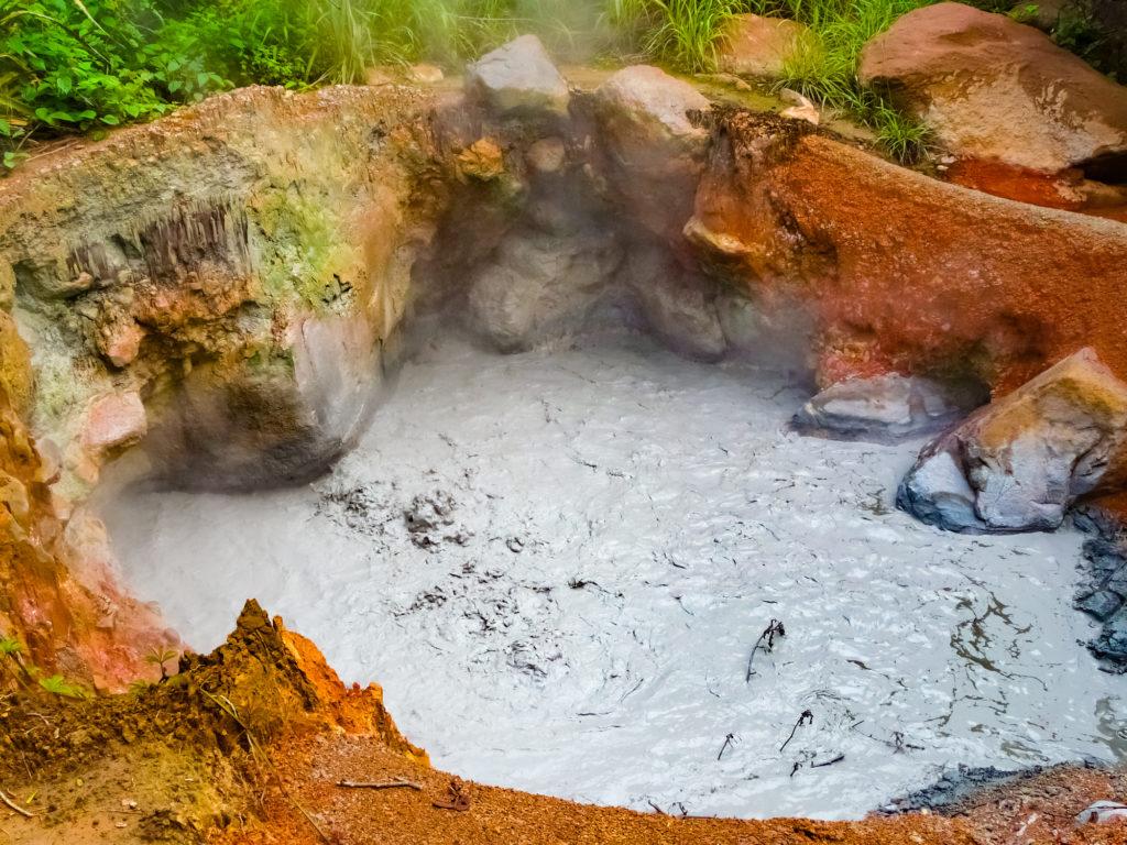 Boues Volcan Ricon de la vieja