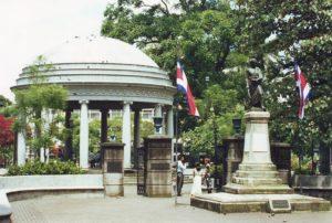 Parque Morazán à San José la capitale