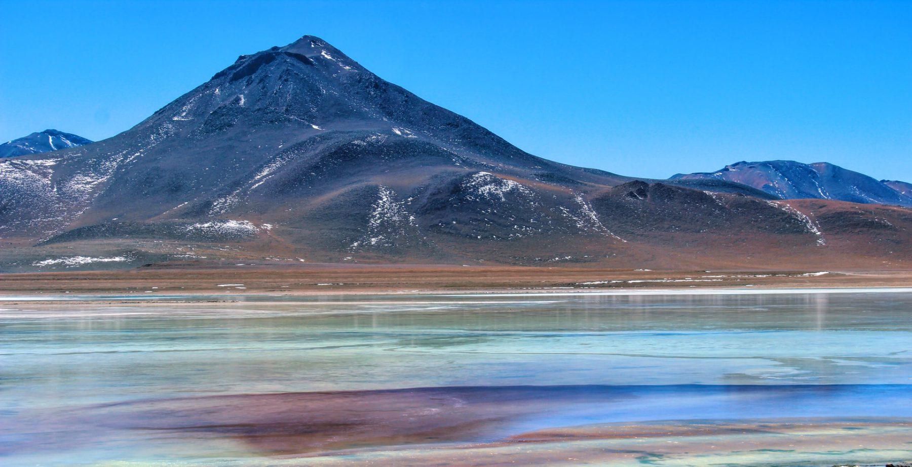 Les lacs de Bolivie