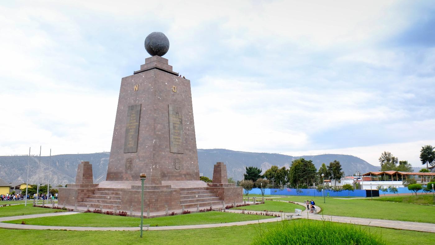 monument de la Mitad del Mundo