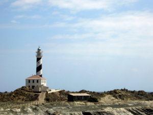 Phare de Faro del cabo de Favàritx