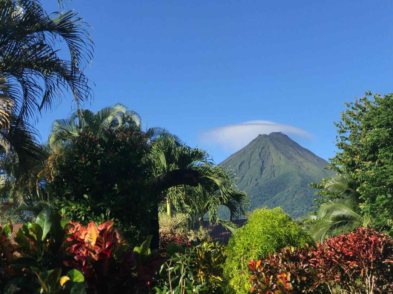 La fortuna, Volcan Arenal
