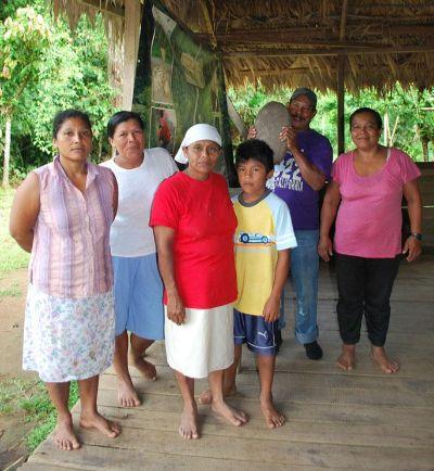 Communauté Bibri au Costa Rica