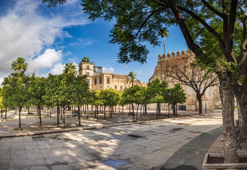 Visiter l'Andalousie : Palais de l'Alcazar de Jerez
