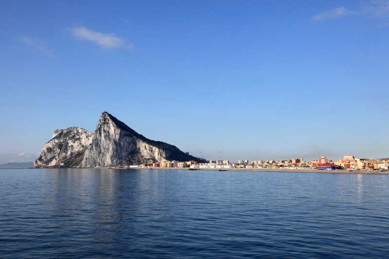 Visiter l'Andalousie : Le rocher de Gibraltar