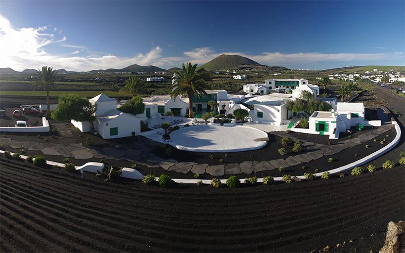 Casa del Campesino de César Manrique à Lanzarote