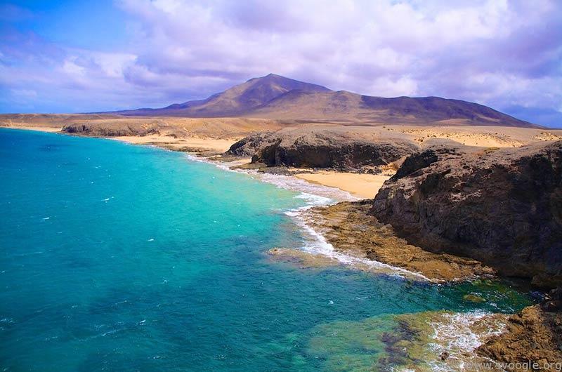 Plage Lanzarote